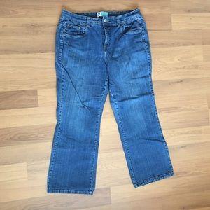 Size 18W JMS Modern Bootcut Jeans